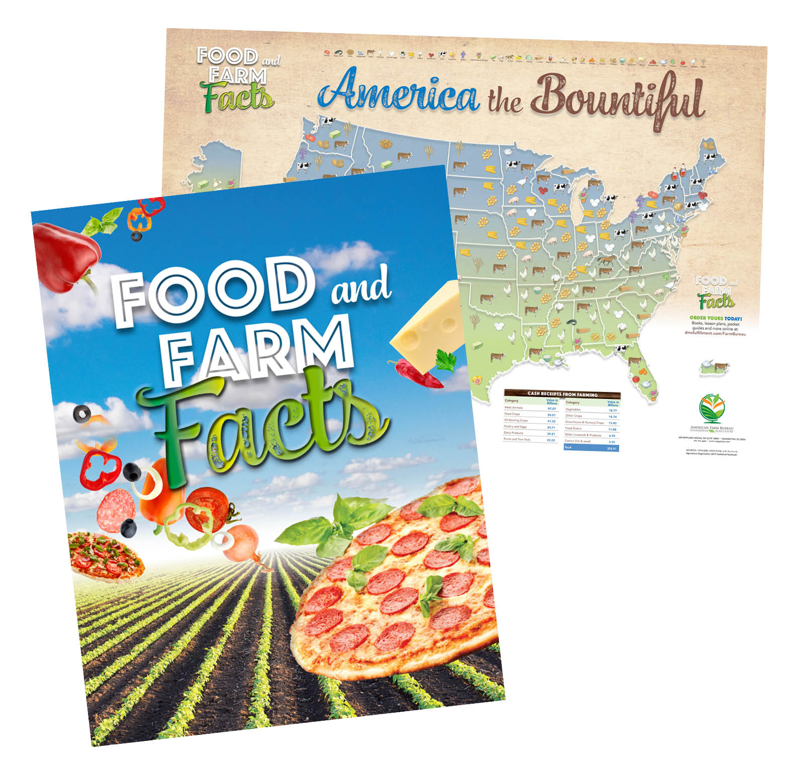 Food and Farm Facts Now Available!