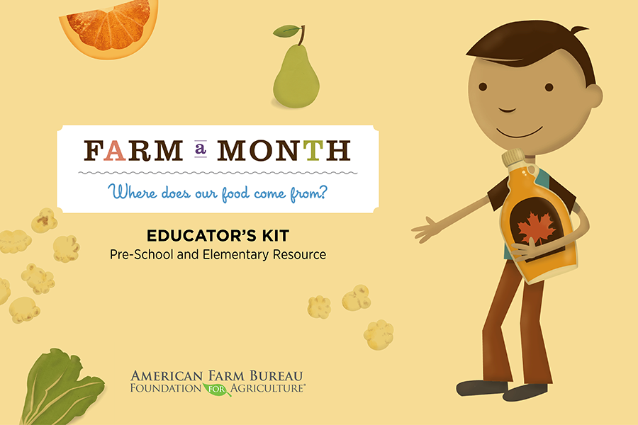 Lesson Plans for Elementary Students Explore Where Food