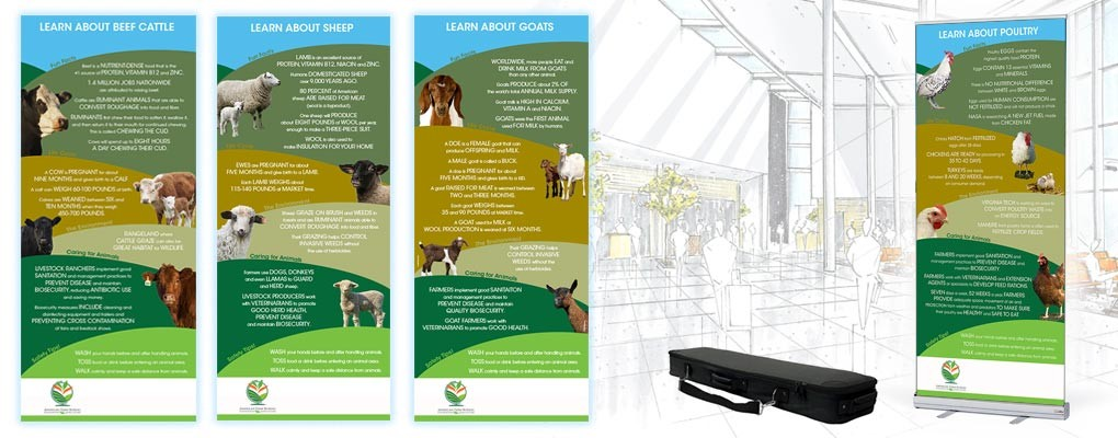 Easily Educate About Livestock